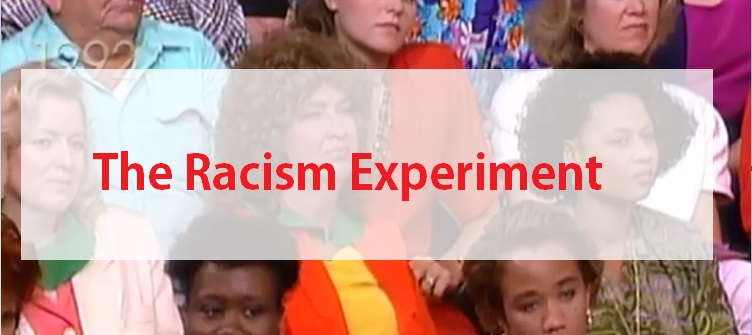 The Racism Experiment: Discriminated Against For WHAT???? (VIDEO)
