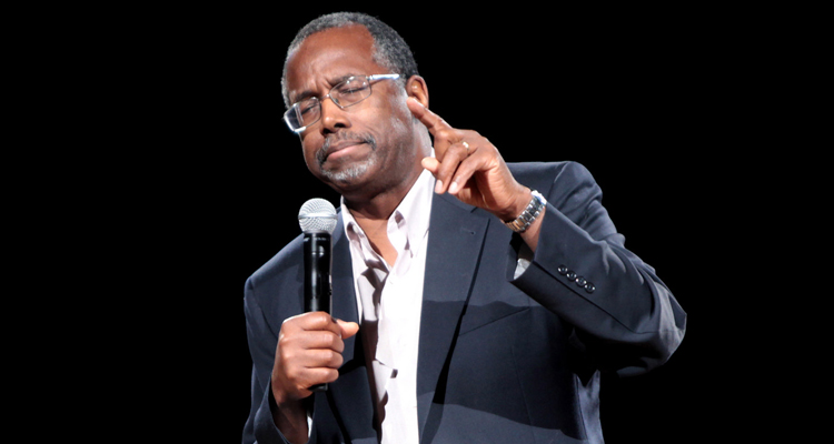 Conservative Icon Dr. Ben Carson Designated An 'Extremist' By SPLC