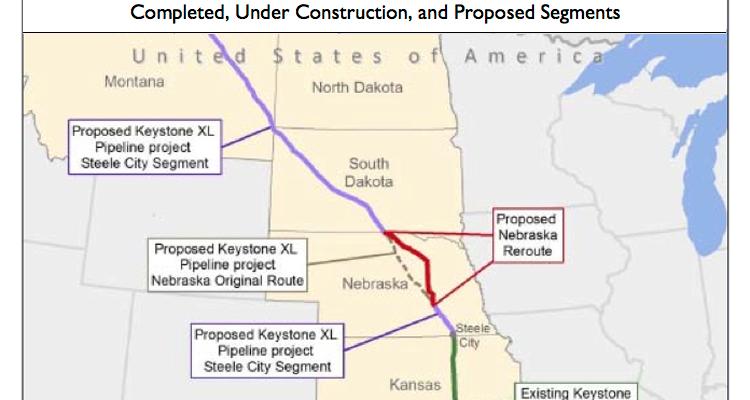 Nebraska Judge Halts TransCanada Land Grab For Keystone XL