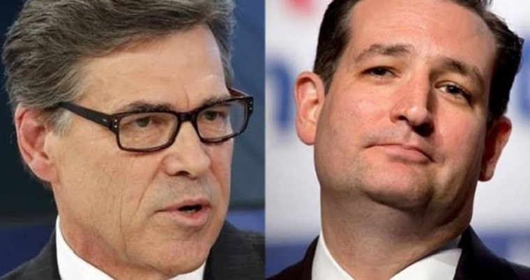 Ted Cruz Responds To Rick Perry For Calling Him The Republican Barack Obama (VIDEO)