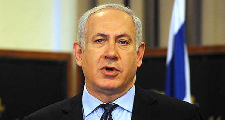 Netanyahu Dangerously Condemns Obama's Foreign Peace Negotiations