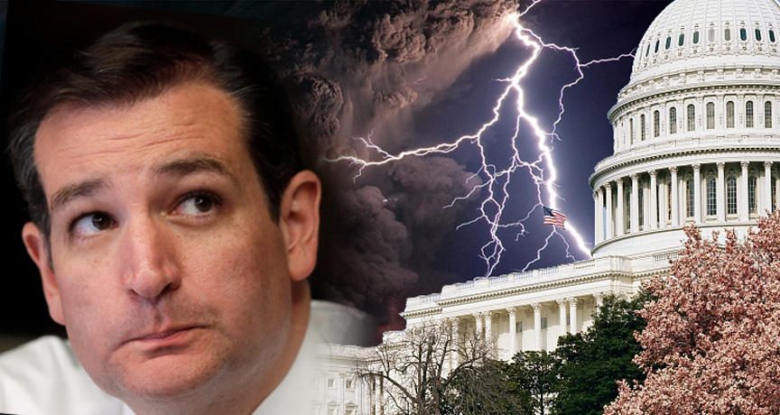 Ted Cruz Destroyed By Conservative Website Who Predicts 'He Will Ultimately Be Forgotten'