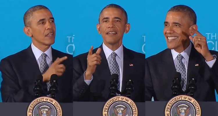 Obama Delivers Multiple Knockout Blows To Republicans, Takes Victory Lap On The Economy – VIDEO