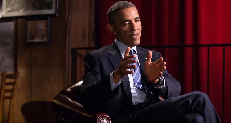 Obama On Climate Change – Deniers Are 'Motivated' By 'Opposing What I Propose' – VIDEO