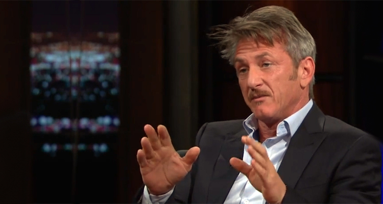 Sean Penn On Republican 'Criminal Mutiny' – They 'Risk Our Children's Lives' – VIDEO