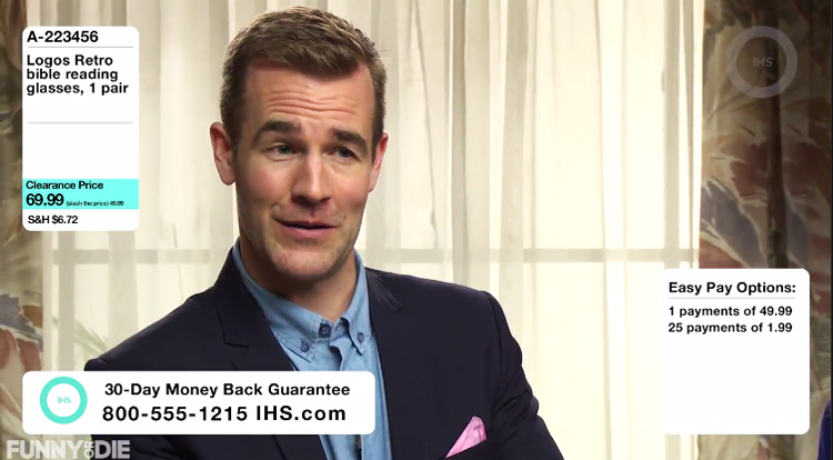 James Van Der Beek and Anna Camp Take On Homophobia in Indiana – VIDEO