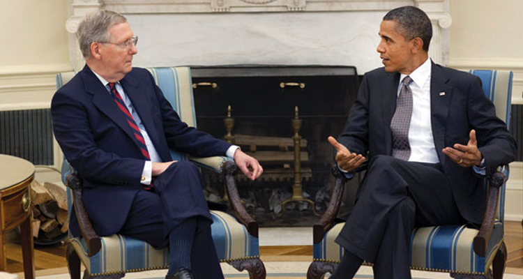 Mitch McConnell Goes Tom Cotton – Undermines Obama's U.N. Negotiations