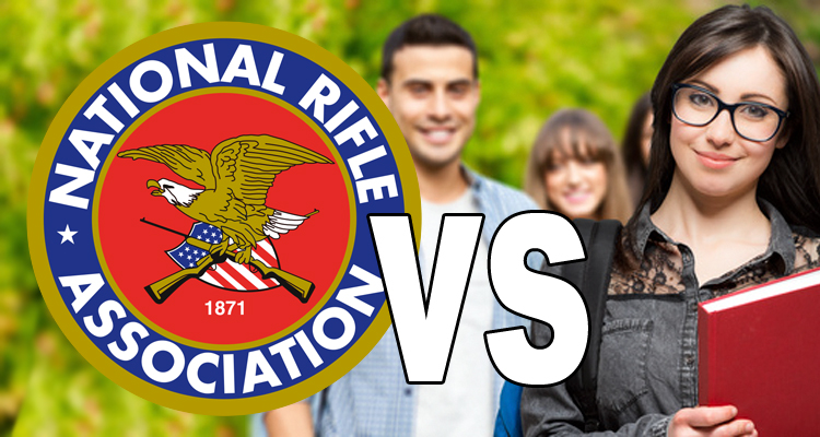 Intimidation Of Campus Officials By Florida Gun Lobby – VIDEO