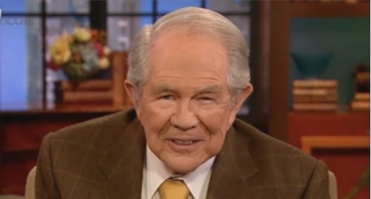 An Open Letter To Pat Robertson About Hillary Clinton (Video)