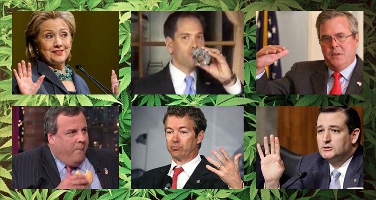 Why Presidential Hopefuls Should Support Marijuana Reform
