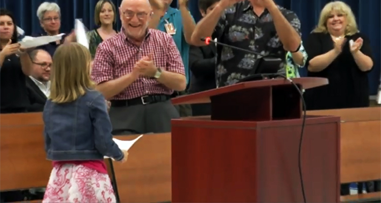 9-Year-Old Girl Shames Florida School Board – VIDEO