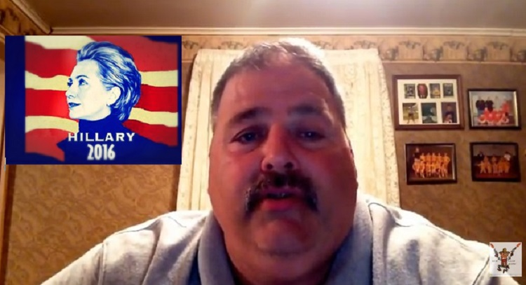 The Tea Party Patriot Who's 'Leaning Toward Voting For Hillary Clinton (Video)