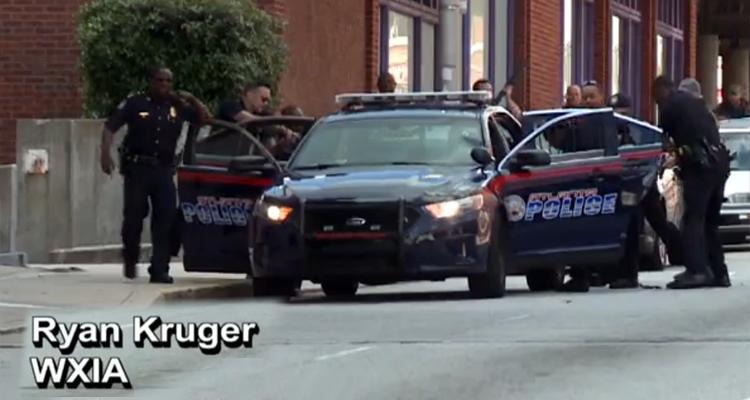 Atlanta Police Shoot Woman Firing From Backseat Of Police Car – VIDEO