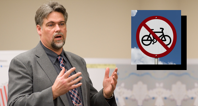 Washington Lawmaker Defends Bike Tax: 'Cyclists Produce More CO2 Than Cars'