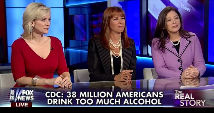 Marijuana vs Alcohol: Fox News Can't Tell Which More Dangerous? – VIDEO
