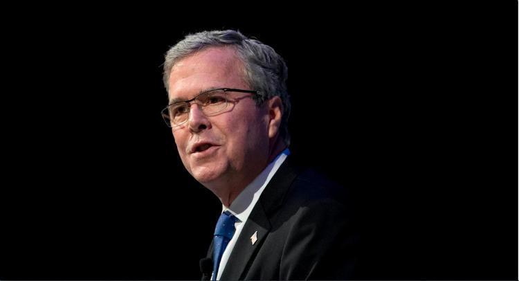Jeb Bush: Obama's 'Intellectual Arrogance' On Climate Change
