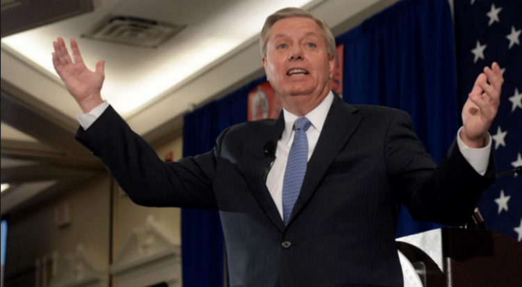 Surprising Statements From Lindsey Graham (Audio)