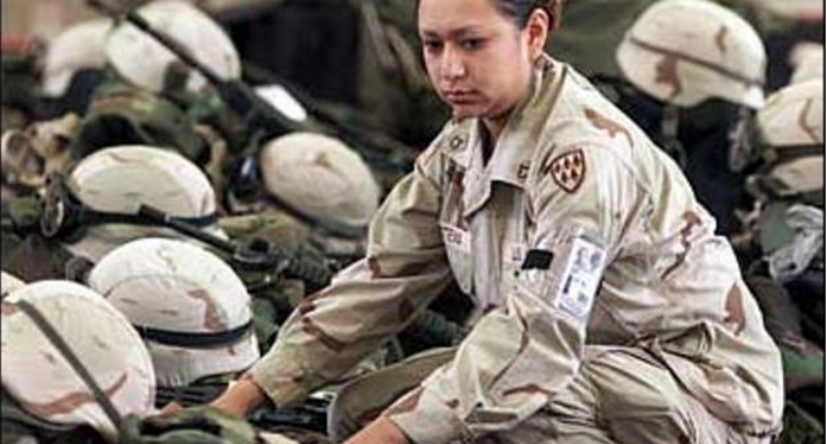 Lori Piestewa: The First Woman to Die In Combat In Iraq