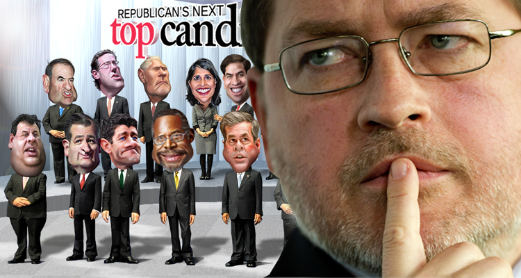 Free The GOP From The Norquist Pledge: #RepublicansLoveTreason – VIDEO