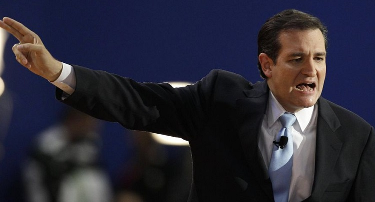 Ted Cruz Fuels Fringe Conspiracy Theory About A Military Takeover In Texas