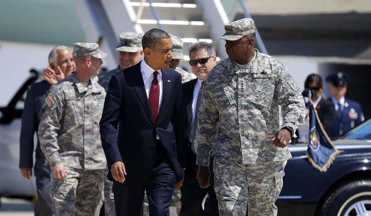 Poll: 30 % Of GOP Voters Believe Obama Wants To Impose Martial Law In Texas