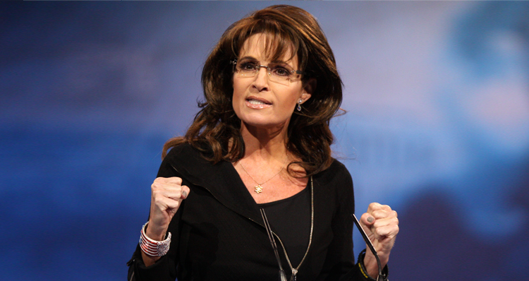 Sarah Palin Unceremoniously Dropped From Fox News