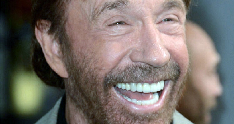 Chuck Norris Fuels Right Wing Conspiracy Theory