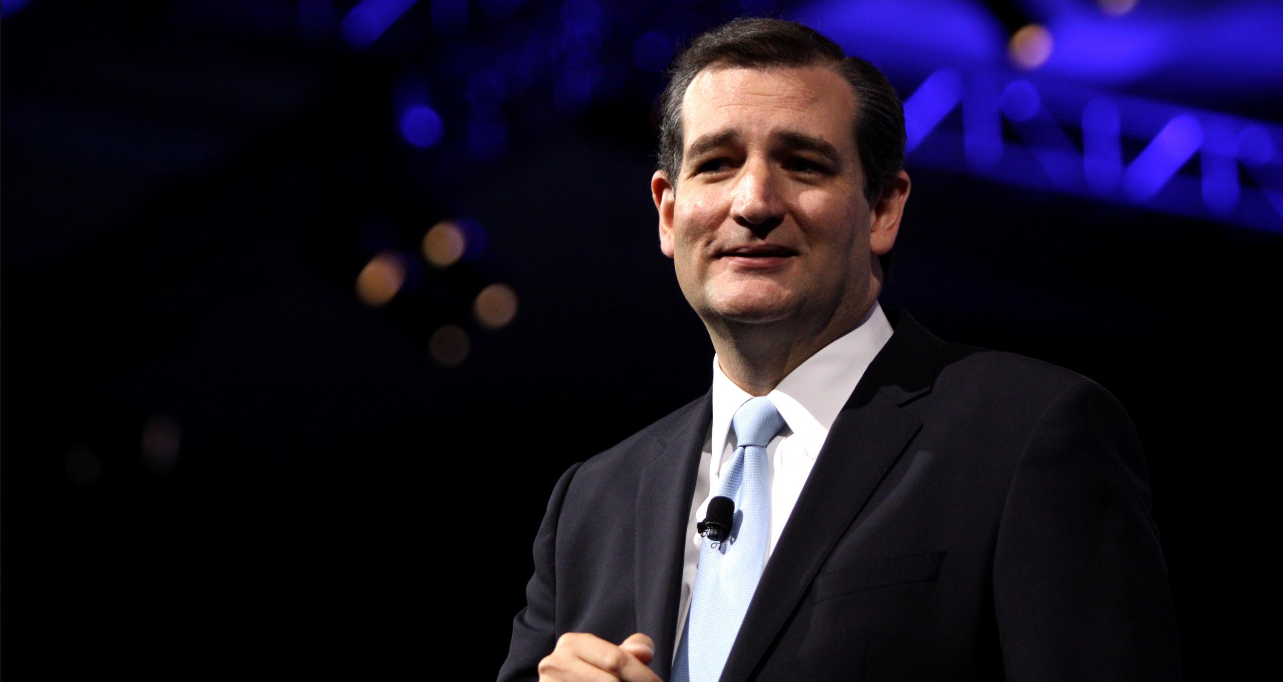 Ted Cruz Annihilated On Social Media For Making Joe Biden Joke After Son Beau's Death