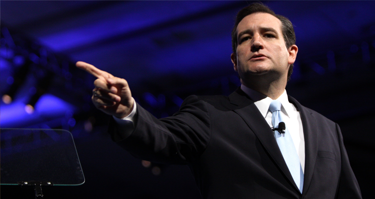 Ted Cruz Destroyed By Forbes For His Lies About Christian Persecution