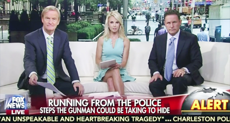 Fox News Spins Racist Church Shooting As Anti-Christian? – VIDEO
