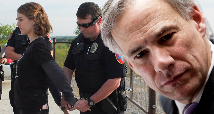Tyranny In Texas Continues – VIDEO