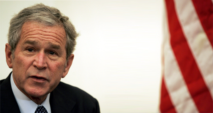 George W. Bush Rakes In Millions Lecturing, Pocketing $100K For Homeless Shelter Engagements