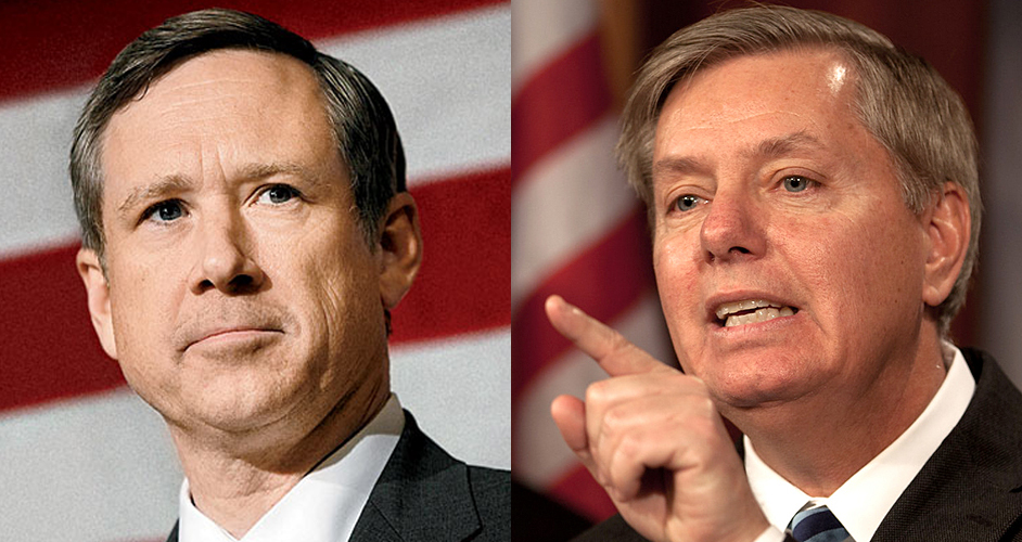 Republican Caught On On Open Mic: Lindsey Graham Is 'A Bro With No Ho'