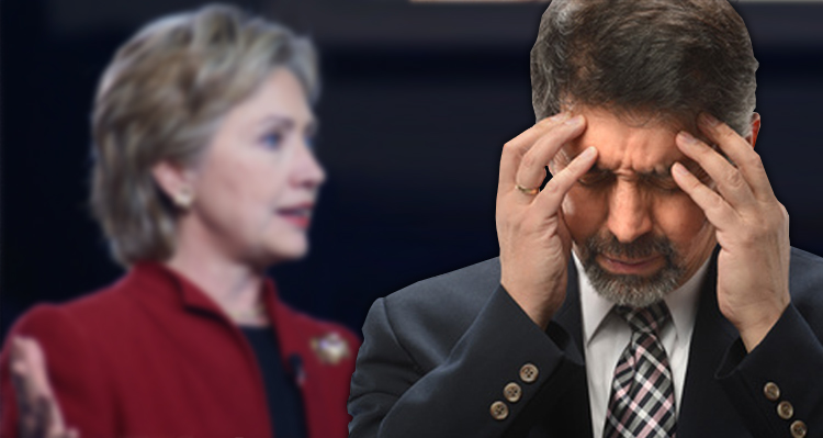 Hedge Fund Manager Enraged By Hillary, Doesn't Need Anyone 'Crapping' On What He Does