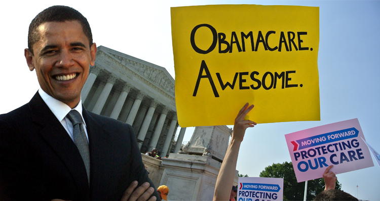 Supreme Court Rules In Favor Of Obamacare Subsidies