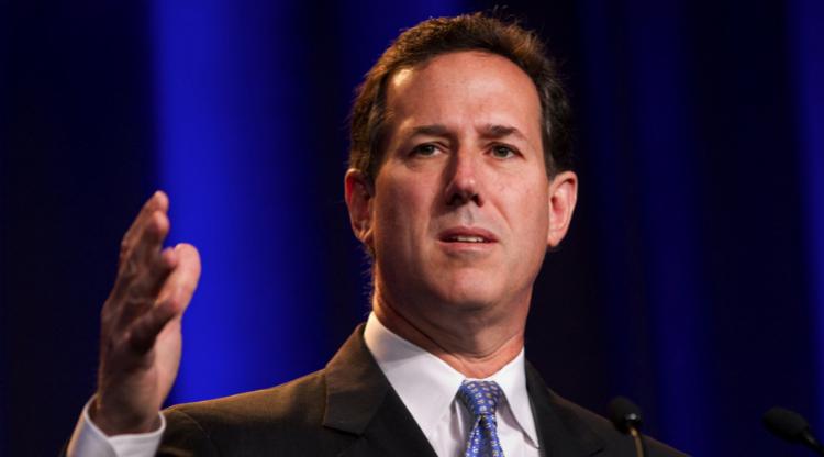 Santorum: Kennedy Speech Made Me Want To Throw Up – VIDEO
