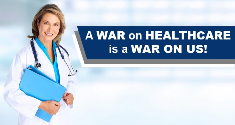 War-on-Healthcare