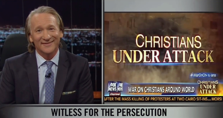 Where Is The #WarOnChristians? – VIDEO