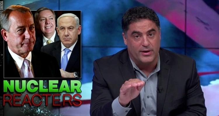 Cenk Uygur Slams Netanyahu & GOP For Lying & Promoting War: It Won't Be Their Kids Who Will Die