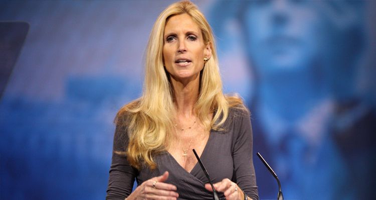Ann Coulter: Get Used To Your Little Girls Being Raped By Immigrants