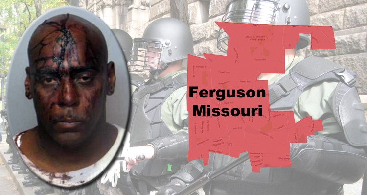 Beaten By Cops, Charged For Bleeding On Their Uniforms – Ferguson Man Wins Appeal