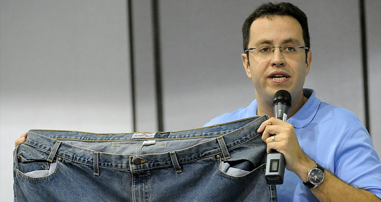 FBI Raids Home Of 'Subway Diet' Spokesman
