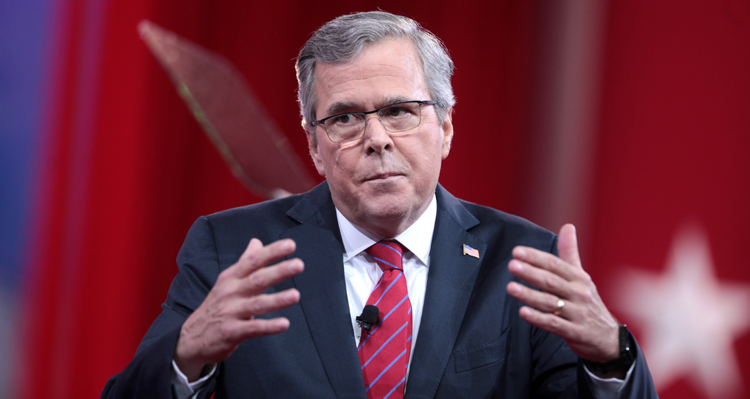 Jeb Bush Wants To Grow The Economy By Making People Work Longer Hours – VIDEO