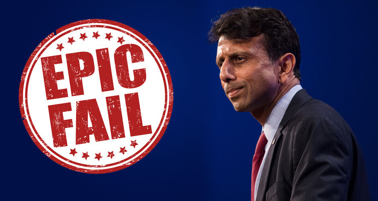 #AskBobby Hashtag Blows Up In Gov. Jindals Face