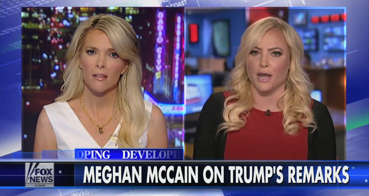 Meghan McCain Blasts 'Extremely Disconnected Millionaire' Donald Trump – VIDEO