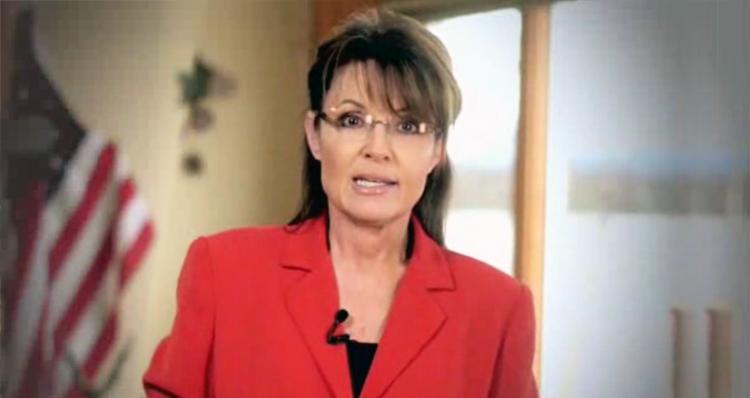 Sarah Palin Just Solved California's Idiotic Socialist Water Problem – VIDEO