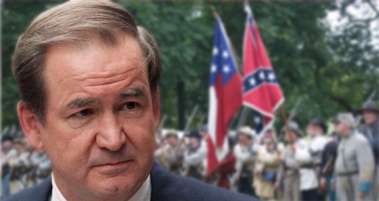 Pat Buchanan Stirs Up Lunatic Fringe In Call For Civil War 2.0