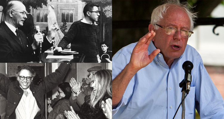 12 Examples Of Bernie Sanders Powerful 50+ Year Record On Civil Rights And Racial Justice