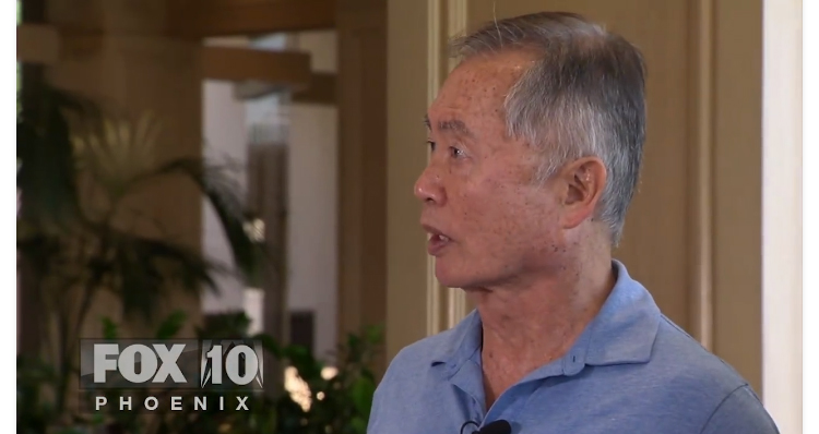 George Takei Smacks Down Clarence Thomas For His Attacks On Same-Sex Marriage – VIDEO