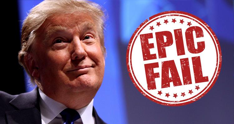 Huffington Post Declares Donald Trump Campaign 'A Sideshow'